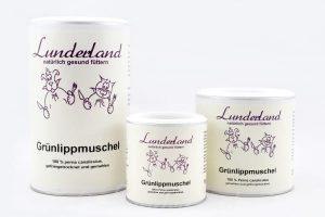 lunderland mączka z małży