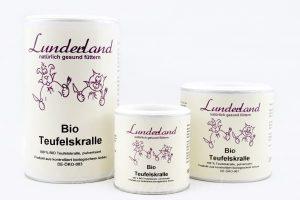 lunderland diabelski pazur