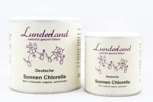 lunderland chlorella