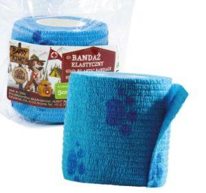 BARRY KING Bandaż elastyczny 5 cm x 4,5 m