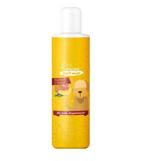 OVER ZOO Frutti Power szampon z mango dla psów długowłosych 200 ml