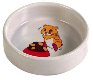 trixie miska ceramiczna dla chomika