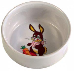trixie miska ceramiczna dla królika