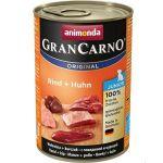 ANIMONDA GranCarno Junior - wołowina + kurczak