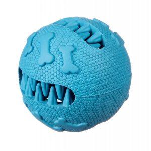 piłka szczęka na przysmaki niebieska