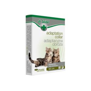 Obroża adaptacyjna dla kota dr seidel