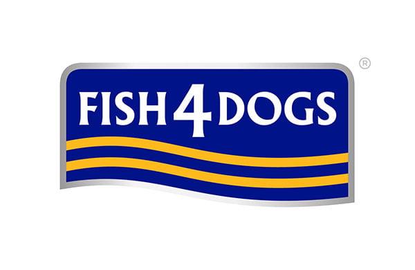 FISH 4 DOGS Dental Sea Jerky Fish Twists – warkocze ze skóry ryb 100 g