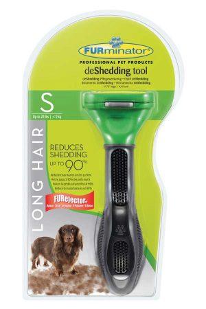 FURminator dla małych psów długowłosych S