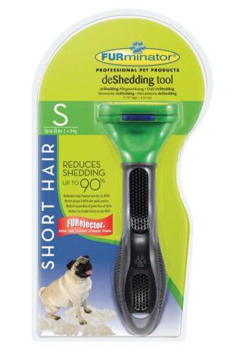 FURminator dla małych psów krótkowłosych S