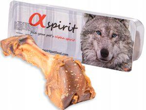 gryzak dla psa alpha spirit naturalna noga wieprzowa ok 275g