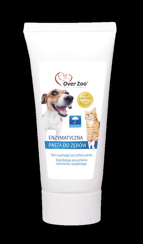 over zoo enzymatyczna pasta do zębów