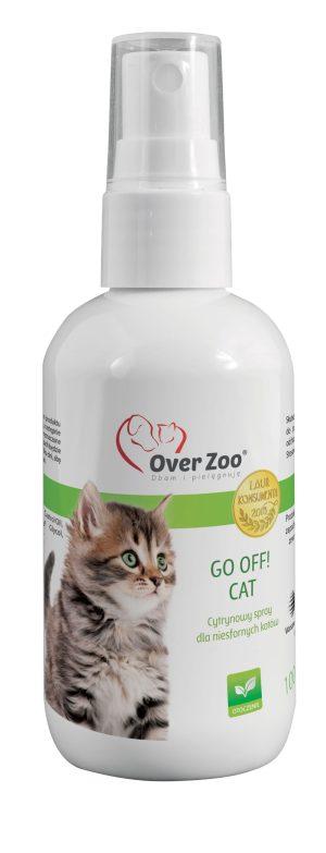 over zoo go off cat
