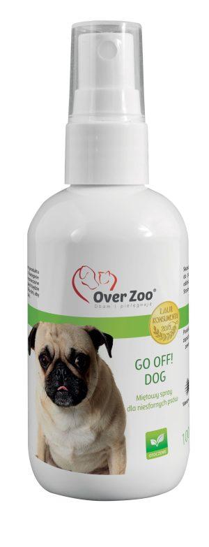 over zoo go off dog