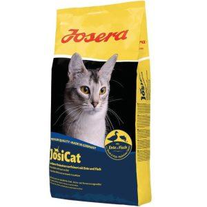 karma sucha dla kota Josera JosiCat kaczka Ryba