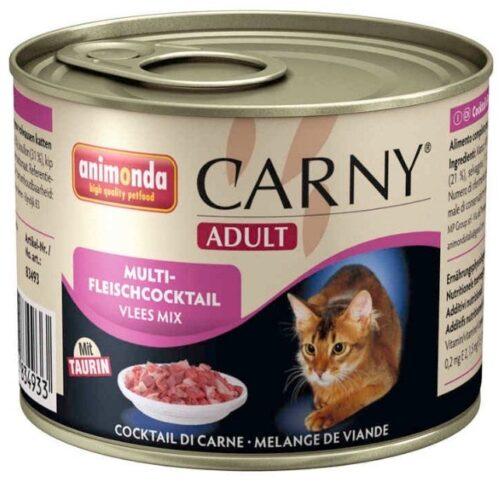 ANIMONDA Carny Adult - mix mięsny