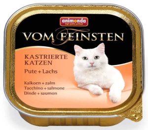 ANIMONDA Vom Feinsten Kastrierte - indyk + łosoś (100 g)