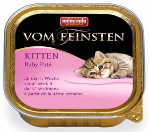 ANIMONDA Vom Feinsten Kitten Baby Pate - pasta mięsna (100 g)