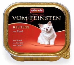 ANIMONDA Vom Feinsten Kitten - wołowina (100 g)