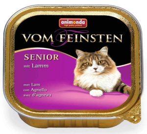 ANIMONDA Vom Feinsten Senior - jagnięcina (100 g)