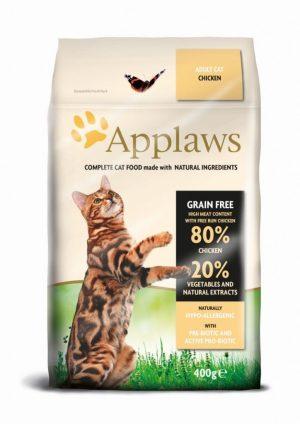 Applaws dla kotów z kurczakiem