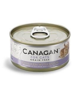 CANAGAN Cat Chicken with Duck 75 g