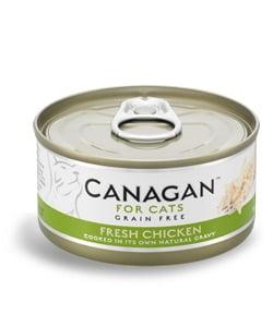CANAGAN Cat Fresh Chicken 75 g