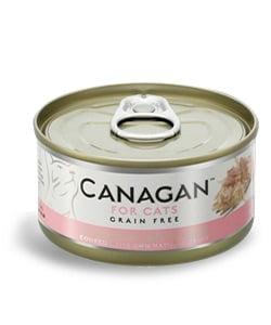 CANAGAN Cat Chicken with Ham 75 g