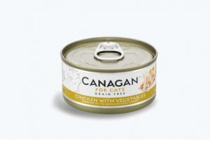 CANAGAN Cat Chicken with Vegetables 75 g