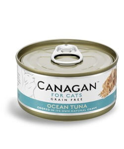 CANAGAN Cat Ocean Tuna 75 g