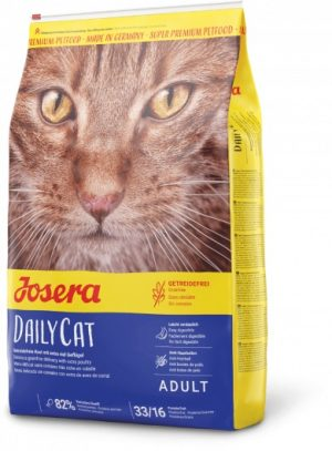 karma sucha dla kota Josera DailyCat