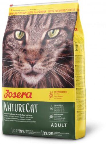 karma sucha dla kota Josera NatureCat
