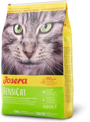 karma dla kota sucha Josera SensiCat