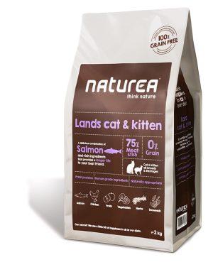 NATUREA Cat&Kitten Grain Free