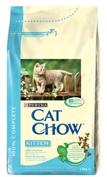PURINA CAT CHOW Kitten - kurczak