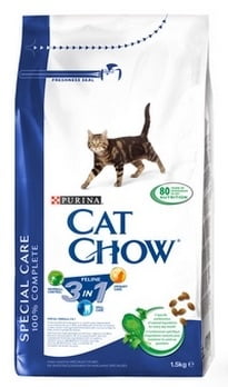 PURINA CAT CHOW Special Care 3 w 1