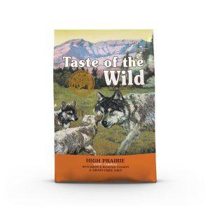 Taste of the Wild Dog High Prairie Puppy