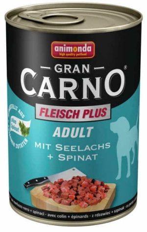 ANIMONDA GranCarno Adult - wołowina + łosoś + szpinak