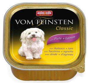 ANIMONDA Vom Feinsten Classic - indyk + jagnięcina (150 g)