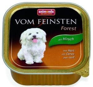 ANIMONDA Vom Feinsten Forest - jeleń (150 g)