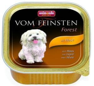 ANIMONDA Vom Feinsten Forest - królik (150 g)