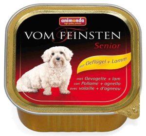 ANIMONDA Vom Feinsten Senior - drób + jagnięcina (150 g)
