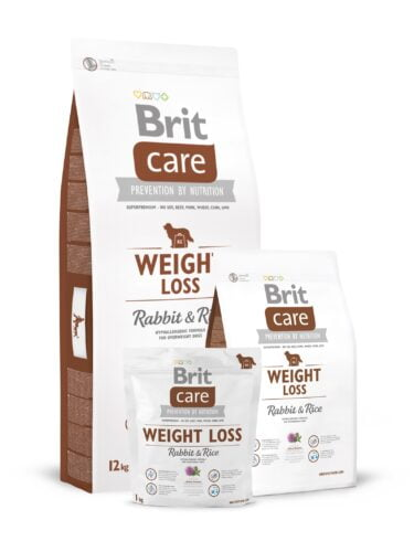 BRIT Care Pies Weight Loss Rabbit&Rice