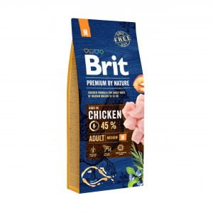 Brit Premium by Nature Adult Medium Breed