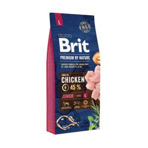 Brit Premium by Nature Junior Large Breed