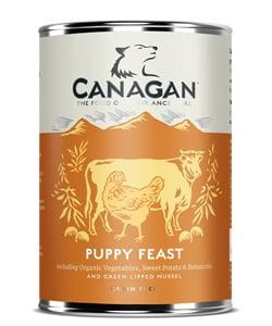karma mokra dla psa Canagan Puppy Feast