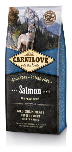 CARNILOVE Dog Salmon sucha karma dla psa