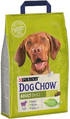 PURINA DOG CHOW Adult - jagnięcina z ryżem