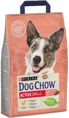 PURINA DOG CHOW Active - kurczak