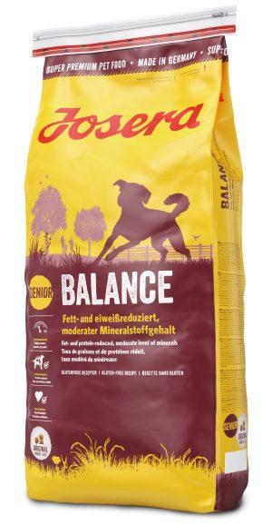karma sucha dla psa Josera Balance