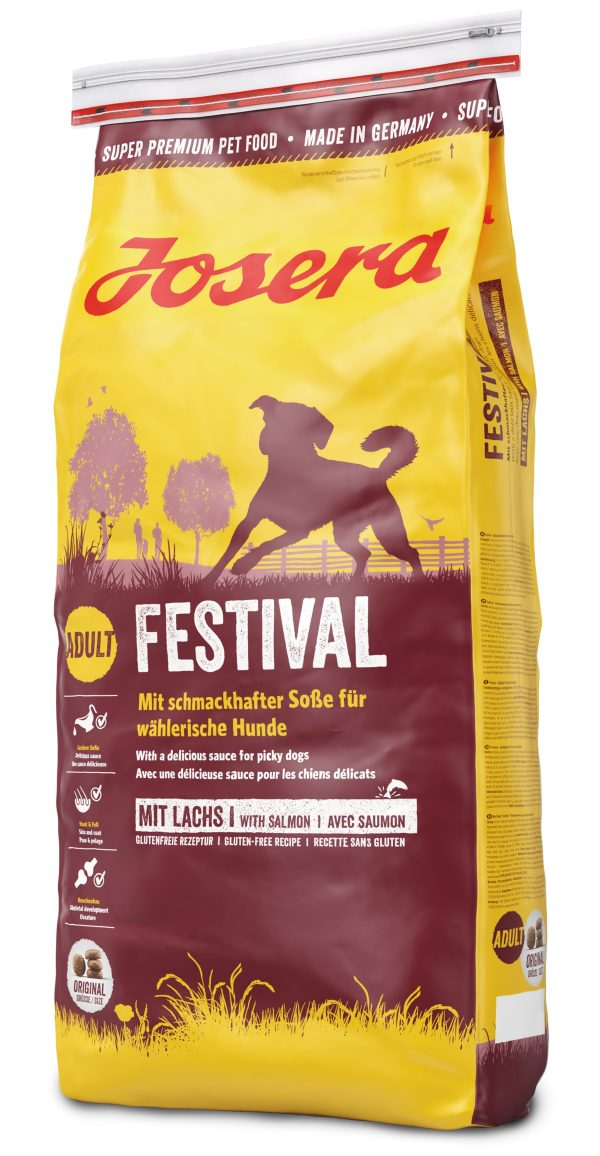 karma sucha dla psa Josera Festival